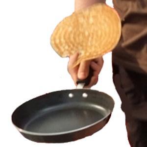 pancake-flipping