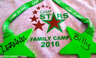 Camps Stars Badges