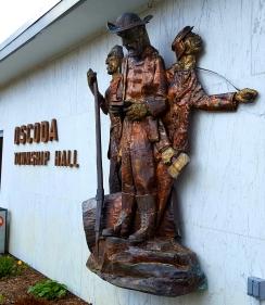 Oscoda Town Hall