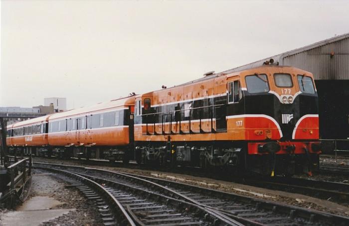 A trip down a railway memorylane